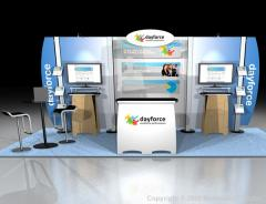 Nomadic Custom Exhibit System