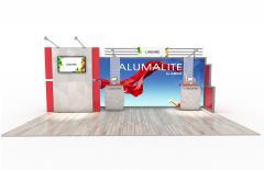 20 Foot Alumalite Lineare Hybrid Display AL12