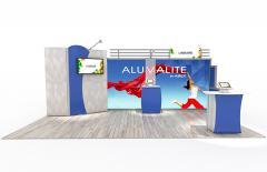 20 Foot Alumalite Lineare Hybrid Display AL16