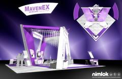 Nimlok Custom Modular Booth
