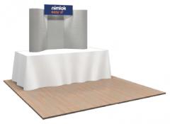 Easy St K14 (6' tabletop) Nimlok Table Top Display