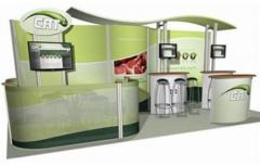 Nomadic Custom Modular Exhibit System