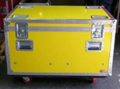 Custom Made ATA Shipping Trunks