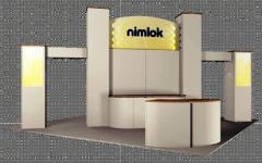 Nimlok Nimlink Exhibit System