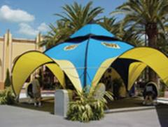 Optidome Outdoor Event Display Tent
