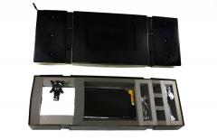 "Pop-Up Monitor Mount Kit With 19"" Monitor and Case"