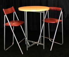 Trussworks Collapsible Table & Chairs