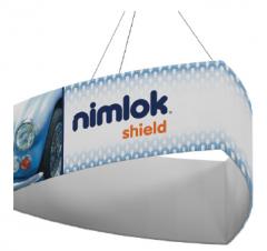 Shield Hanging Sign