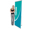 Tension Pole Banner Stand