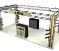 Trussworks EZ12 Collapsible Truss System
